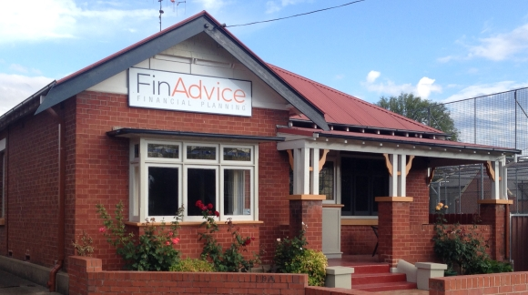 Photo: FinAdvice Financial Planning 119 William St Bathurst